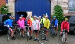 Les cyclos sortent dans le Limbourg