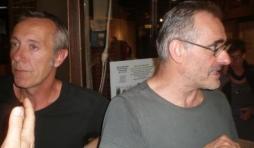 Bernard Froutin et Arnaud Lecomte