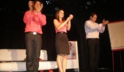 avignon,Yannis et Tessa