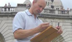 Gaetan Plein, caricaturiste a Paris