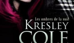 Les ombres de la nuit - Morsure secrète de Kresley Cole – Editions J'ai Lu.