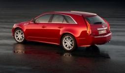 Cadillac CTS SW