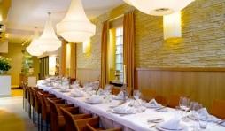 Restaurant Les Eleveurs, Halle