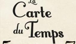 La Carte du temps de Félix J. Palma - Editions Robert Laffont.