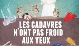 Les cadavres n'ont pas froid aux yeux de Andrea H. Japp – Editions Marabout.