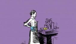 En cuisine avec Alain Passard de Christophe Blain – Gallimard BD.
