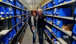 Geneviève et Pierre Plaire, les responsables de Macmaniack.com