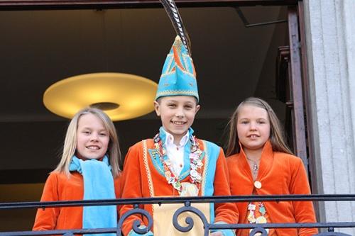 Bal des enfants carnaval 2015