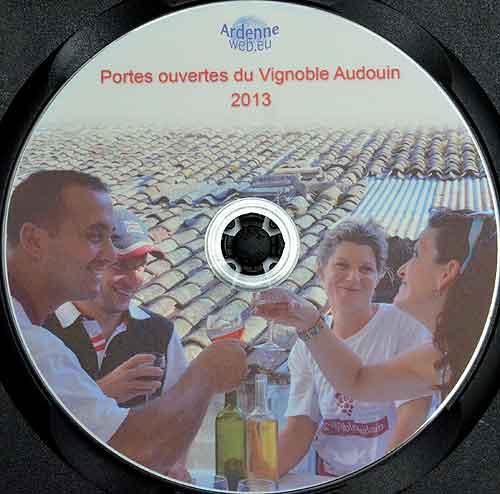 Disque CD DVD gratuit pour agenda des manifestations