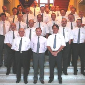 Le groupe choral de la Societe