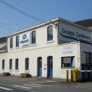 La papeterie Adapack - Cordenons (ex - Intermills) de Malmedy