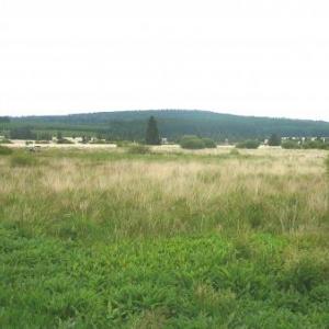 Une vue du site acquis par Patrimoine Nature