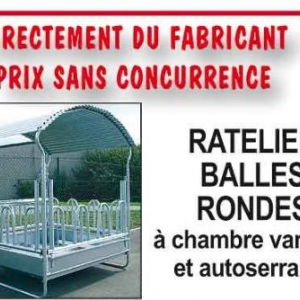 ratelier balle ronde