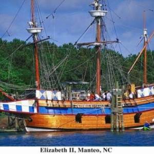 Elizabeth II, Manteo - (c) North Carolina Tourism Office