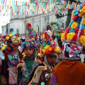 Fiestas San Sebastian Diriamba