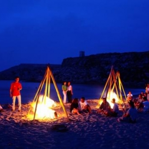 Beach BBQ - (c) Malta Tourism Authority