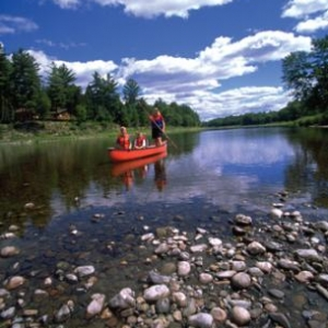 River Shot (c) New Brunswick Tourism and Parks