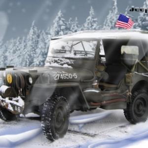 Jeep us 4