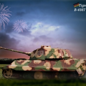 Tigre royal La Gleize 3