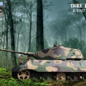 Tigre royal La Gleize 7