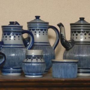 poteries anciennes de La Roche en Ardennes