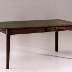 Table Ardennaise - 1m80/80cm Standard - Possibilite de dimensions differentes - 1 ou 2 allonges