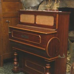 piano a tambour