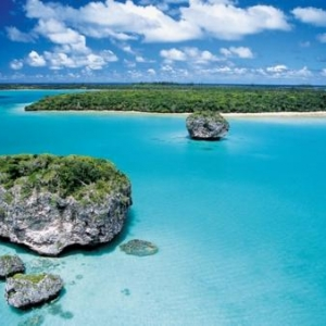 Baie d Upi - (c) Nouvelle Caledonie Point Sud