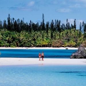 Kanumera Beach - (c) Nouvelle Caledonie Point Sud