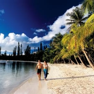 Kuto Beach - (c) Nouvelle Caledonie Point Sud