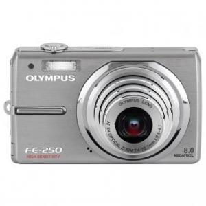 Appareil photo Olympus FE-250 8 millions de pixels
