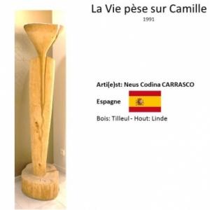 Vayamundo Houffalize  route des sculptures