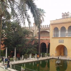L'Alcazar de Sevilla