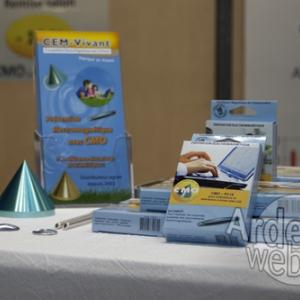 Congrès des thérapies quantiques et de la nutrition à Reims 2012