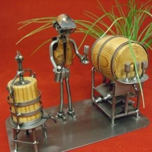 Cadeau par metier en Ardennes viticulteur