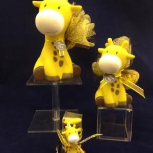 collection girafe jaune