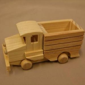 0.95 camion  bois non garni 9 x 4cm h