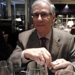Patrick Oderno, passionné de golf et d'écriture