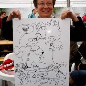 07-carrefour,BD,festival du rire de Rochefort 2007