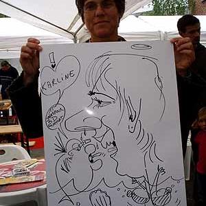 18-carrefour,BD,festival du rire de Rochefort 2007