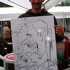 29-carrefour,BD,festival du rire de Rochefort 2007