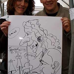 32-carrefour,BD,festival du rire de Rochefort 2007