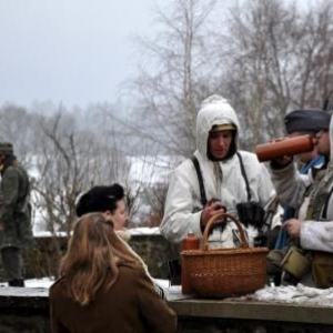 Commémoration de la Bataille des Ardennes, 11 et 12 décembre 2010