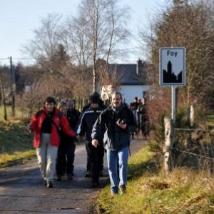 34ème Marche du Périmètre Défensif de Bastogne