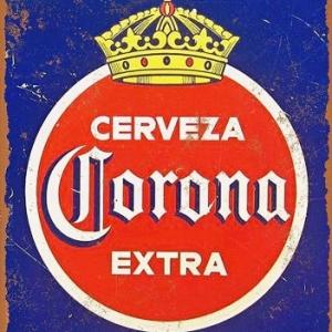 Cervez Corona. Faites les brocantes! Le bonheur n'a pas de prix.