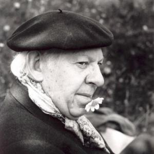 Maurice Careme, ecrivain et poete, Wavre