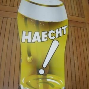 """Fournisseur du """"A la Haecht bar"""""""