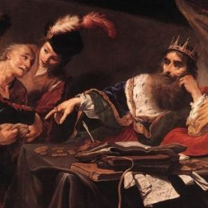 """7. Roi en Asie mineure (6e s. avt J.C.), fort riche, c'est de lui que vient l'expression """"riche comme Cresus""""."""