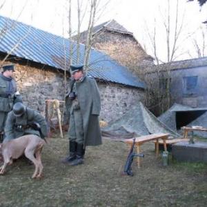 37. Herr Major! Mein Hund!