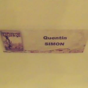 Quentin Simon.